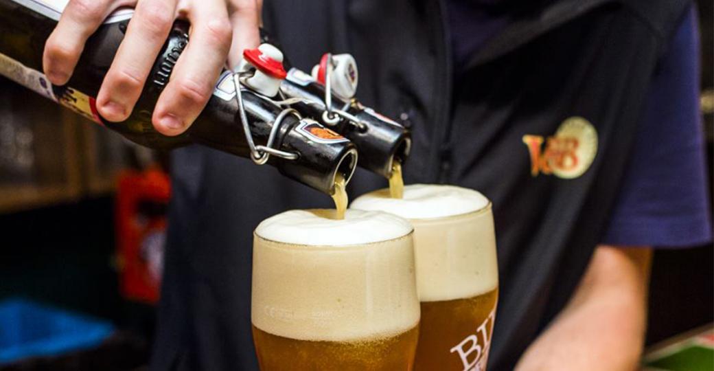 V and B Fest', le rendez-vous musical des passionnés de bière et de vin