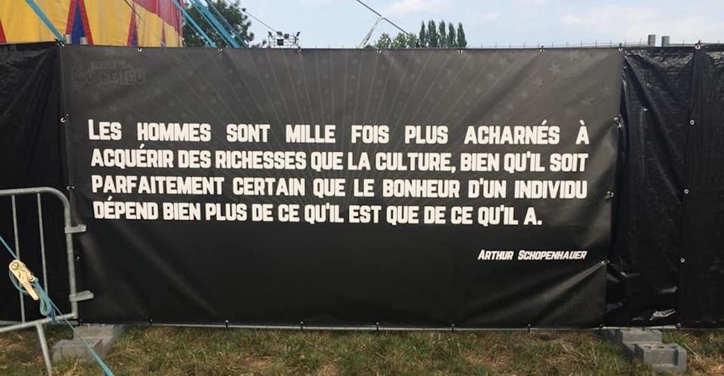 Pornic - 09/10/2018 - Le festival Couvre Feu est mort, vive Couvre Feu