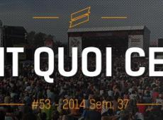 OFQCWE #53 : Fête de L'humanité, Ilophone, Black And Basque