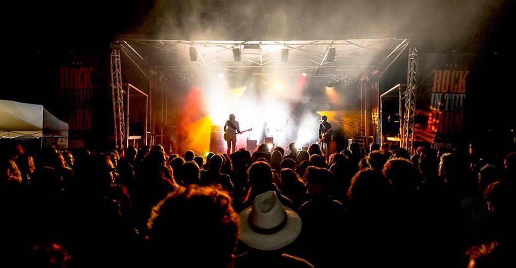 Le festival Rock in the Barn s'apprête à mettre le feu à la grange