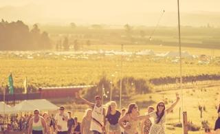 Le plus beau des réveillons au Rhythm and Vines Festival