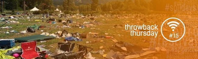 #ThrowBackThursday : souviens toi... t'as bien pollué