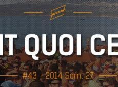 OFQCWE #43: Eurockéennes, Beauregard, Astropolis, Calvi...