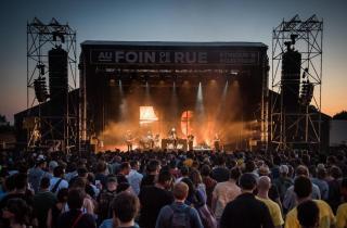 Asaf Avidan & The Bloody Beetroots : premiers invités du festival Au Foin De La Rue
