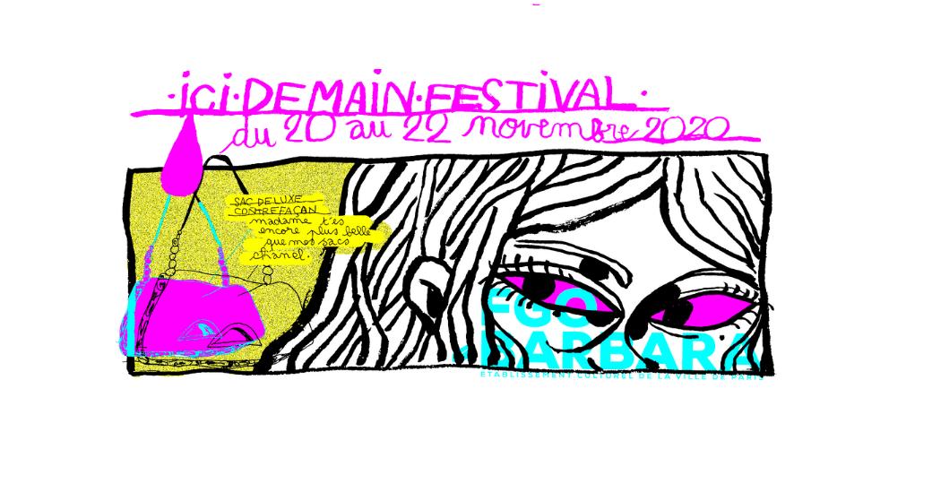Ici Demain, le nouveau festival se lance en ligne