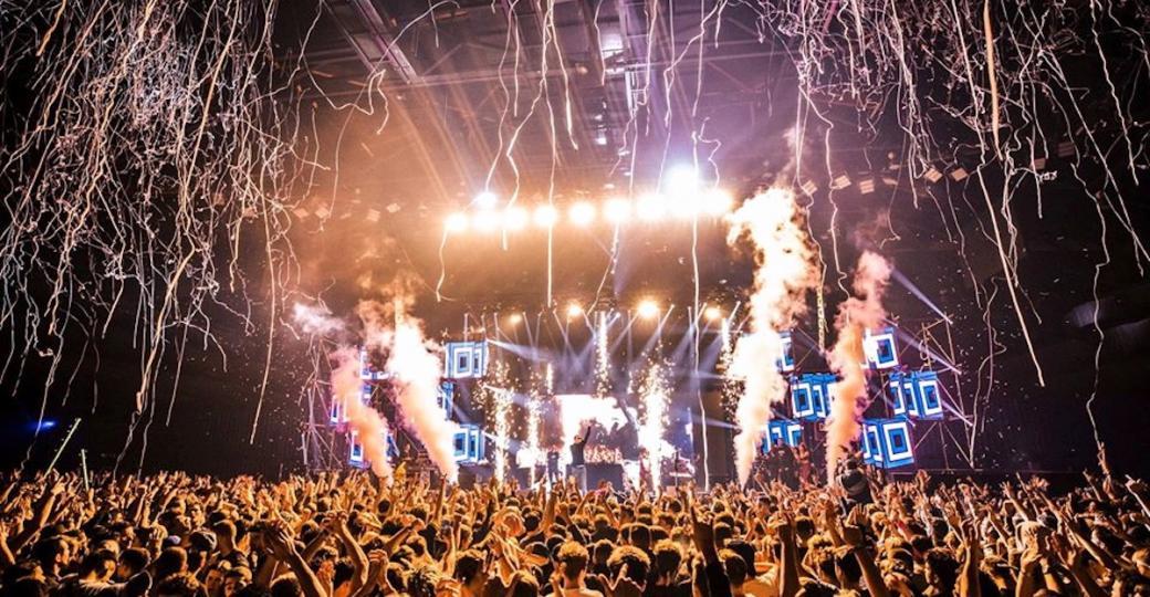 Votre soirée du Nouvel An à Lyon : le FCKNYE Festival