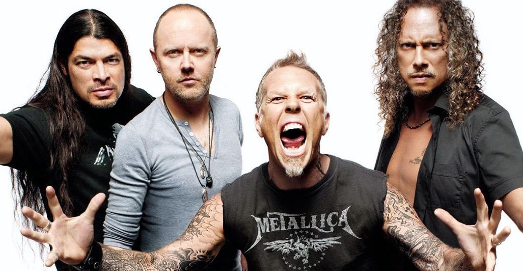Metallica, Justice et Camp Claude sont dans la playlist
