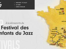 Etape 17 - 183 km - On swing au Festival des Enfants du Jazz