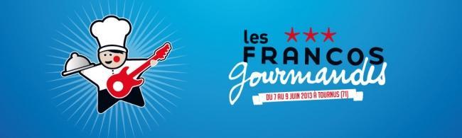 Les Francos Gourmandes nous font saliver !
