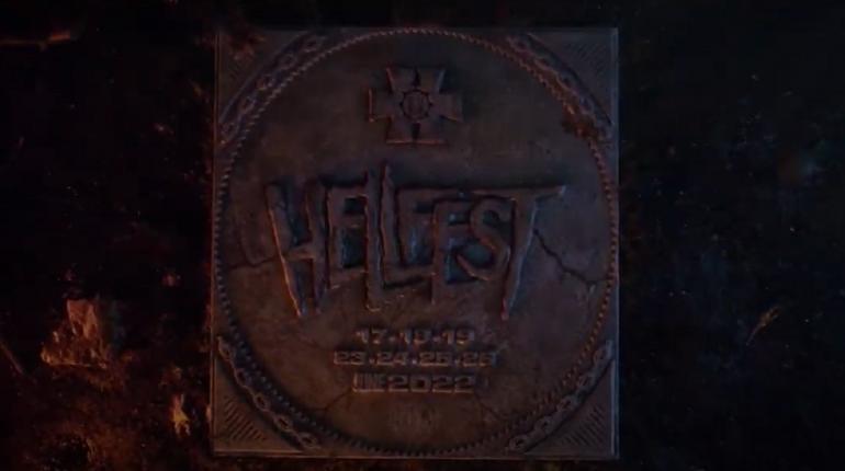 Le Hellfest se tiendra sur deux week-ends en 2022