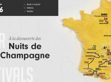 Etape 6 - 216 km - Une semaine de concerts à Troyes