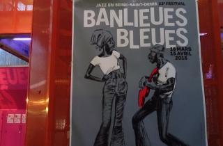 Banlieues Bleues pour oreilles rosies par le plaisir