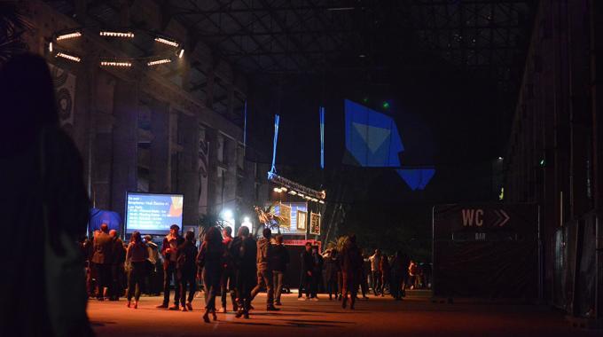 Festival Scopitone, Nantes n'a pas de limites