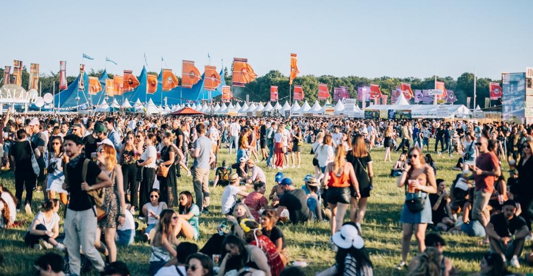 London Grammar, Rone et Mezerg seront au festival We Love Green en septembre