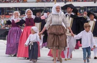Les 50 ans du festival Interceltique de Lorient cet été