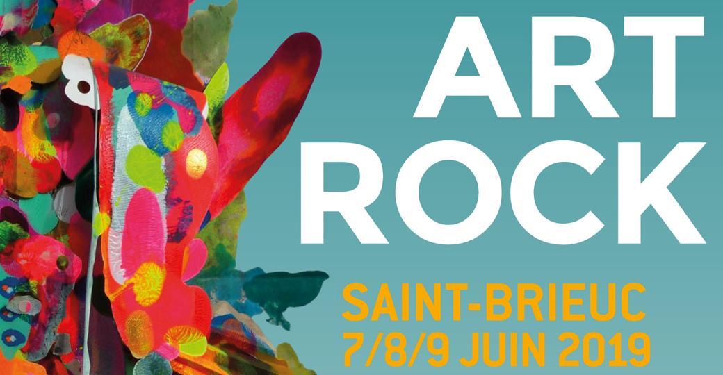 Remportez vos places pour l'édition 2019 d'Art Rock