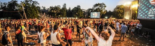 Une semaine au Exit Festival en Serbie