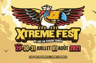 Programme complet et soirée spéciale pour l'Extreme Fest 2021