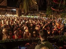 Une fusillade clôture dans le sang le festival mexicain BPM
