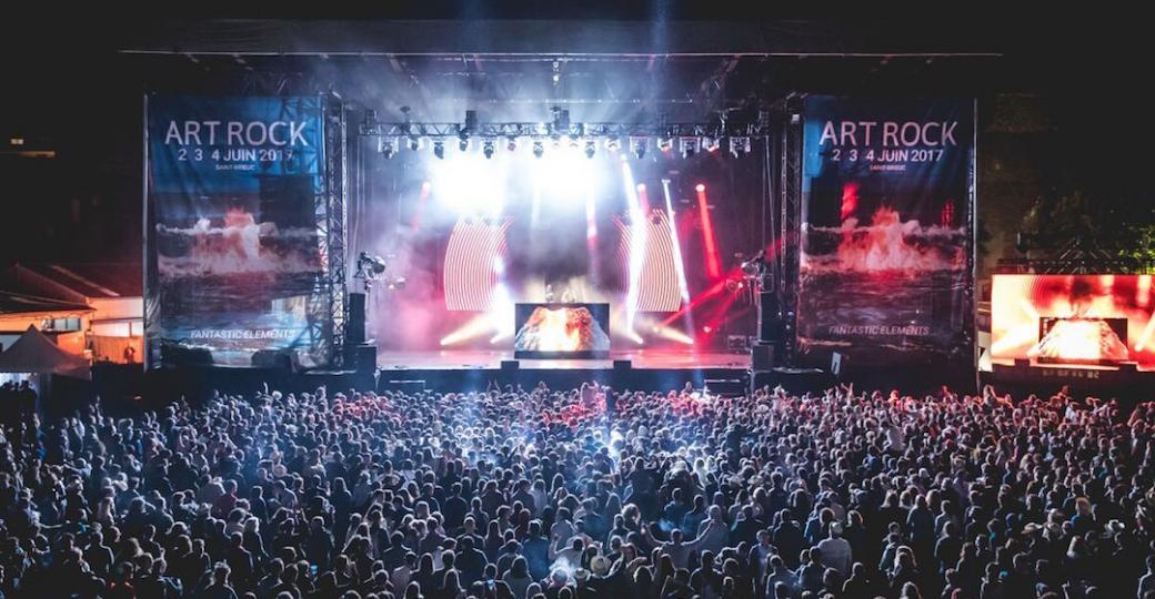 Cinq choses à faire lors de l'édition 2018 du festival urbain Art Rock