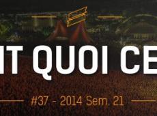 OFQCWE #37: Sakifo, Les 3 Eléphants, Le Weekend des Curiosités...