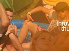 #ThrowBackThursday : Souviens-toi… la canicule dans ta tente