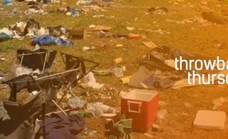 #ThrowBackThursday : souviens-toi... t'as tout donné !