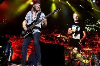 Deep Purple pour Pause Guitare et l'American Tours Festival 2018