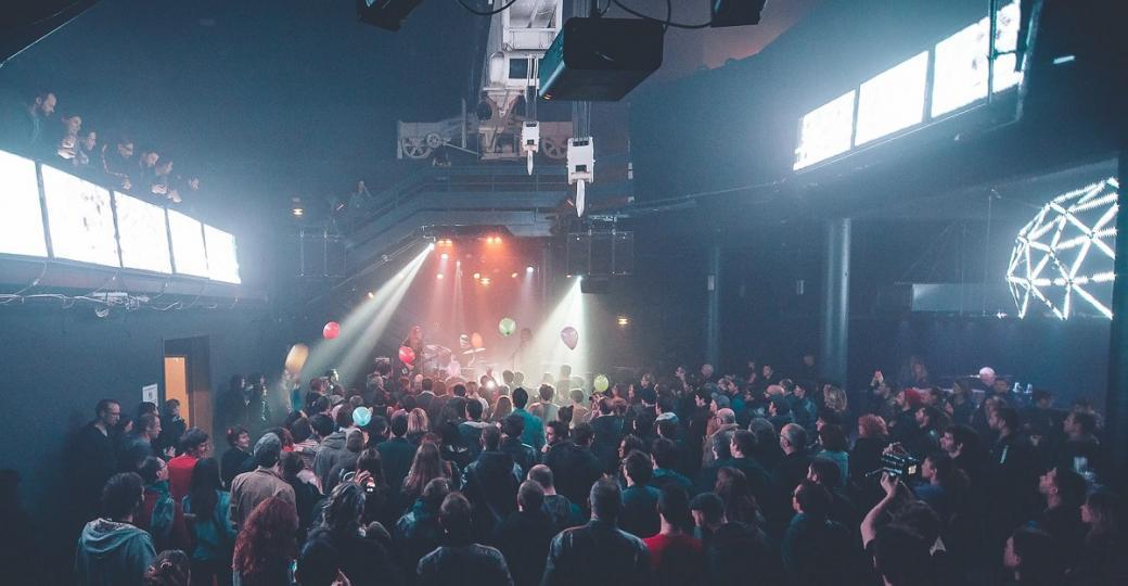 Riddim Collision, Festival Les Inrocks, Le Père Noël Est-il Un Rocker ?...