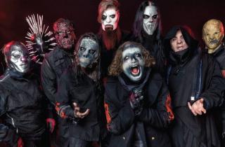 Slipknot pour la soirée d'ouverture du Cabaret Vert 2020