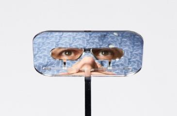 Les lunettes-périscopes: pour que les gens de taille modeste puissent profiter pleinement de leur festival