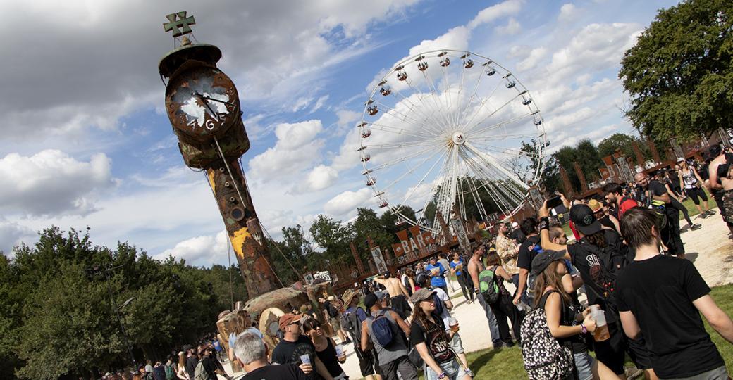 Panoramas Festival, Hellfest, Festival de Nîmes... : le récap' des annonces de le semaine