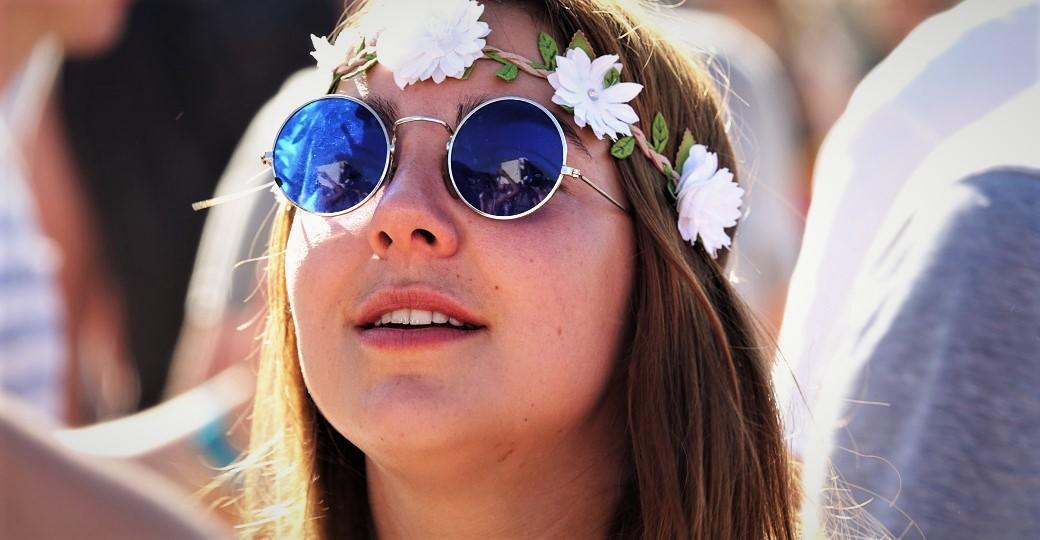 Les Vieilles Charrues, summer of love