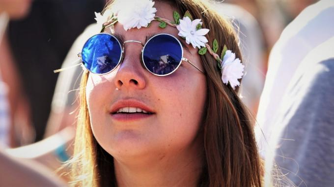 Les Vieilles Charrues, summer of love