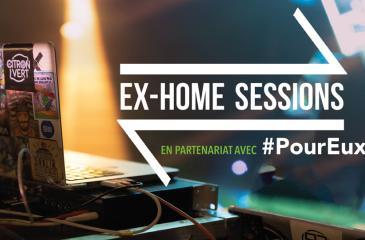 Ex-Home Sessions, le festival en ligne solidaire
