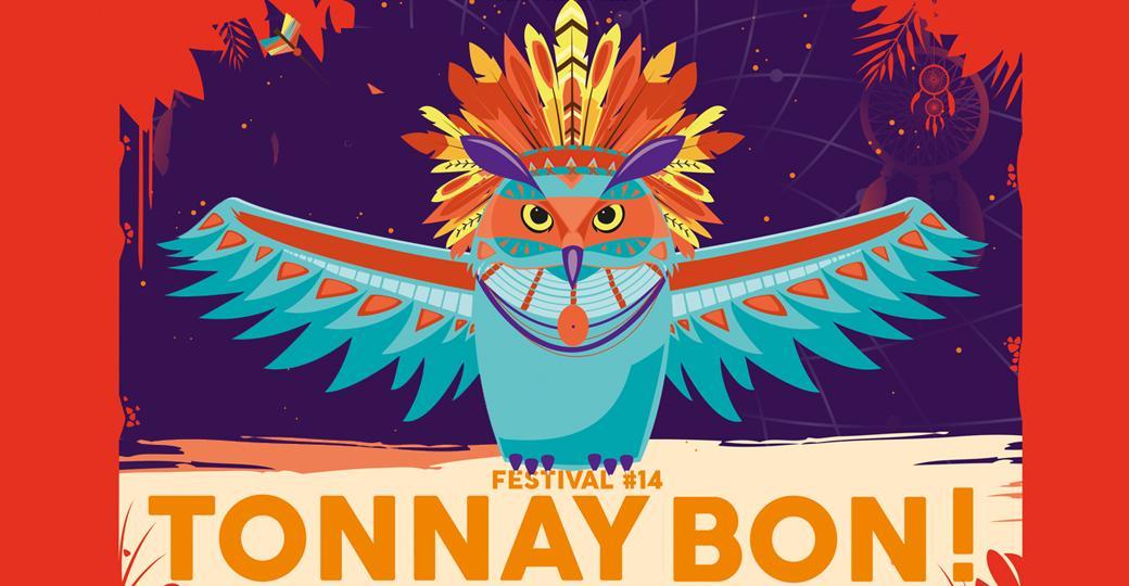 Remportez vos places pour Tonnay Bon! 2017