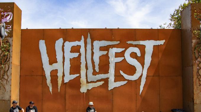 Hellfest : 13 énervé