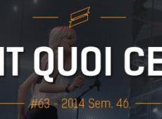 OFQCWE #63: Nouvelles Voix En Beaujolais, Black Xs, Les Inatendus