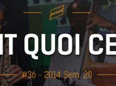 OFQCWE #36: Electropicales, Nuits Rouge, Marly Jazz...