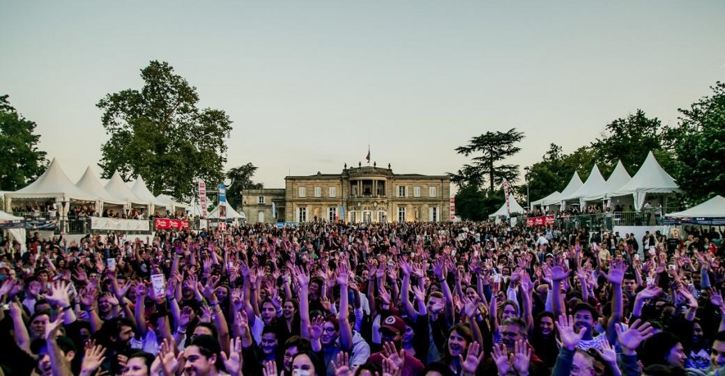 Direction le festival ODP pour 3 jours de concerts et autres performances