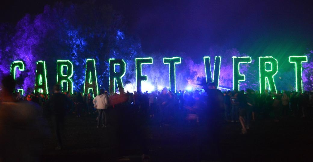 Le Cabaret Vert, toujours sur la bonne pente !