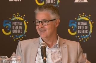 """Daniel Gélinas : """"On est passionné par la satisfaction de notre public et des festivaliers"""""""