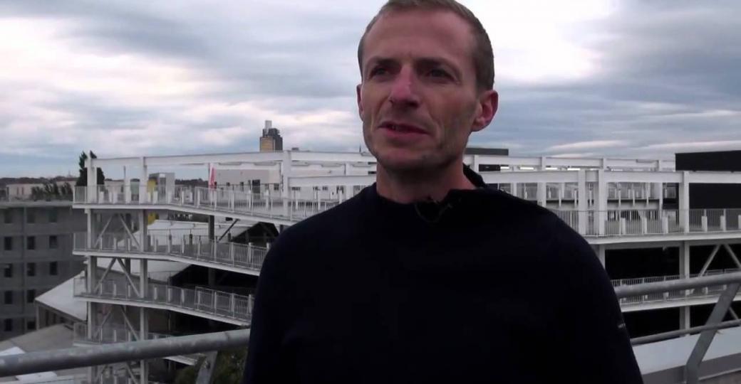 Cédric Huchet, Scopitone : « Le grand défi est de s'ouvrir au grand public et de le sensibiliser. »