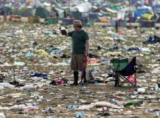 60 festivals britanniques s'engagent à interdire les déchets plastiques d'ici 2021