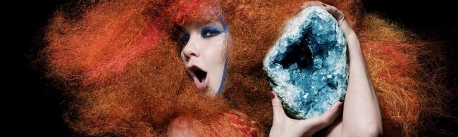 Björk au Pitchfork festival à Paris