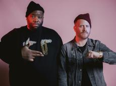Run The Jewels,Tommy Genesis et Franz Ferdinand sont dans la playlist