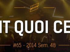 OFQCWE #65 : Les Rencontres Transmusicales, Nantes Metal Fest