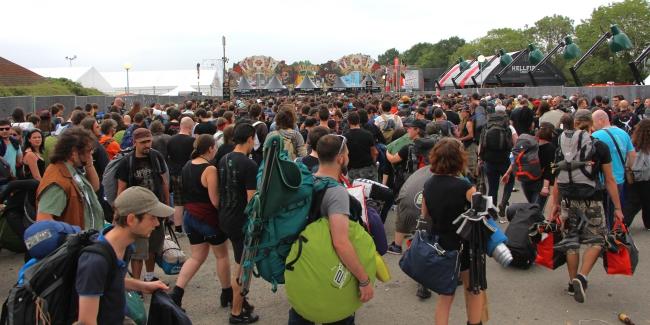 Hellfest une dixi me pour l ternit tous les festivals - Aux portes de l eternite ...