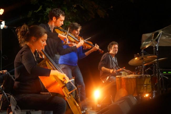 Dour/Le Pottier Quartet (Concert)